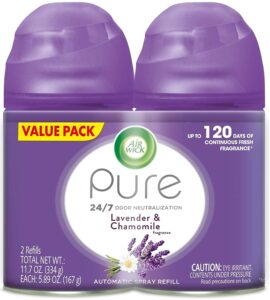 Air Wick Pure Freshmatic 2 Refills Automatic Spray