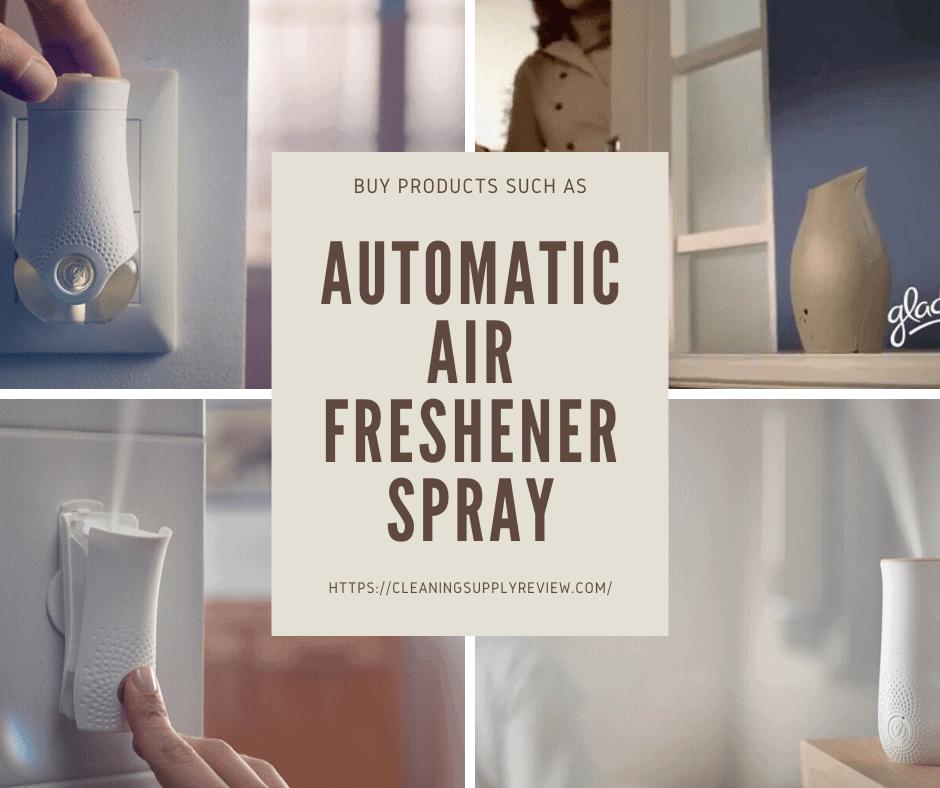 Automatic Air Freshener Spray