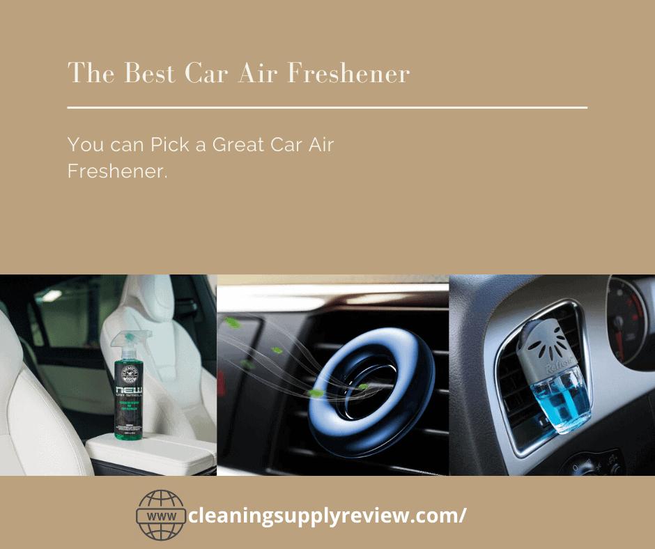 Best Car Air Freshener