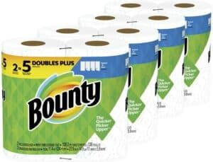 Bounty, 8 Rolls paper towel