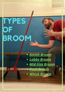 Broom types