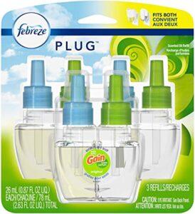 Febreze Plug In Air Freshener Scented Oil Refill