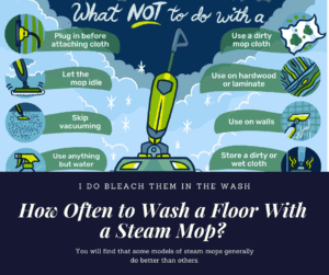 How Often to Wash a Floor With a Steam Mop_