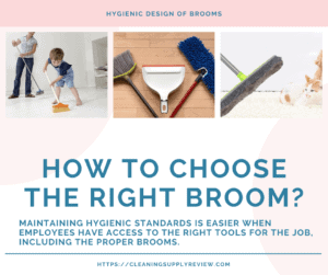 How to Choose the Right Broom