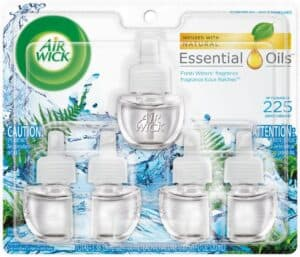 Air Wick plug-in Scented Oil 5 Refills
