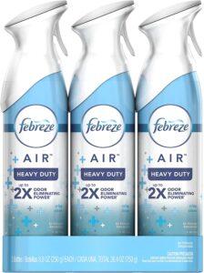 Febreze AIR Freshener Heavy Duty Crisp Clean