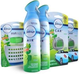 Febreze Air Freshener Bundle