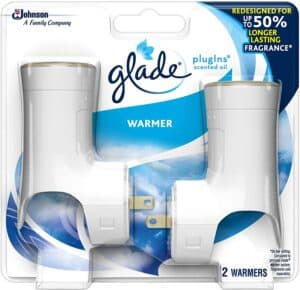 Glade Plug-Ins Scented Oil Warmer