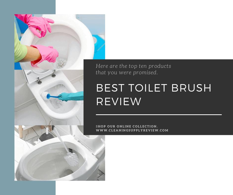 Best Toilet Brush Review