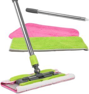 LINKYO Microfiber Hardwood Floor Mop