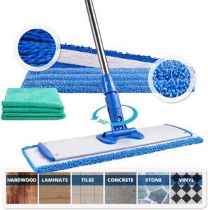 18 Professional Microfiber Mop