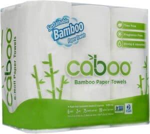 Caboo Tree Free Bamboo