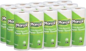 Marcal Paper Towels 100% Recycled