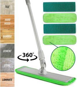 Microfiber Mop For Laminate Floor