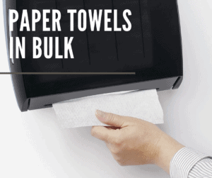 Paper Towels in Bulk