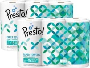 Presto! Flex-a-Size Paper Towels