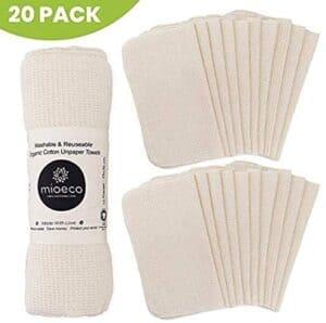 Reusable Unpaper Towels