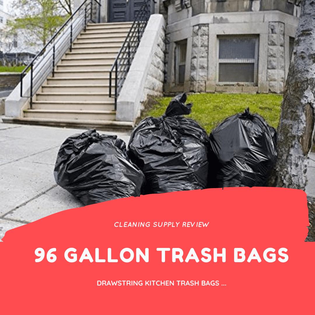 96 Gallon Trash Bags