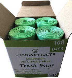 ASTM D6400 Trash Bags