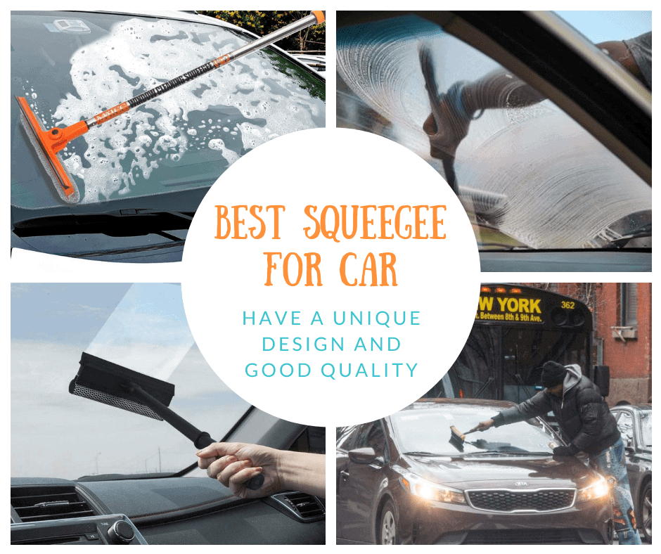 Best Squeegee For Car