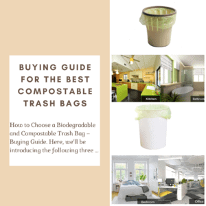 Buying Guide for the Best Compostable Trash Bags