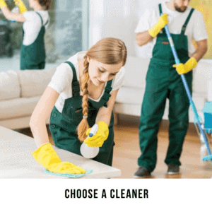 Choose a Cleaner