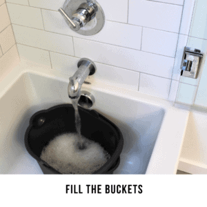 Fill the Buckets