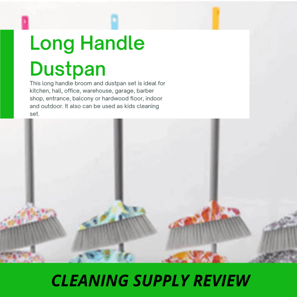 Long Handle Dustpan