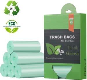 Mini Compostable Strong Trash Bags