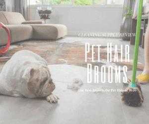 Pet Hair Brooms