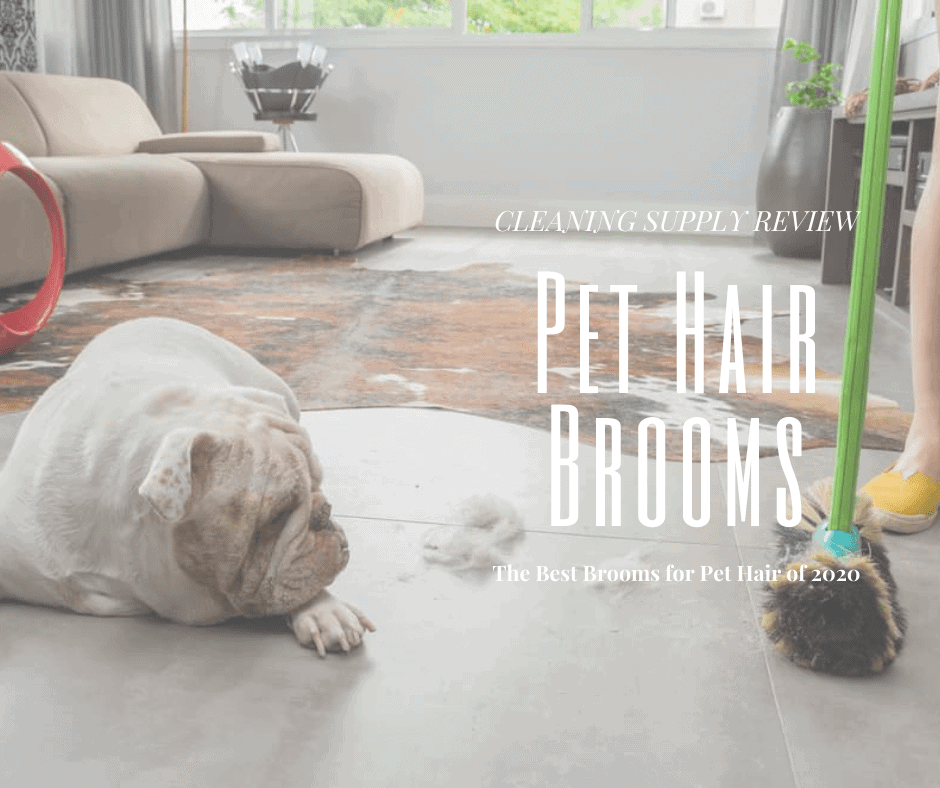 Pet Hair Brooms