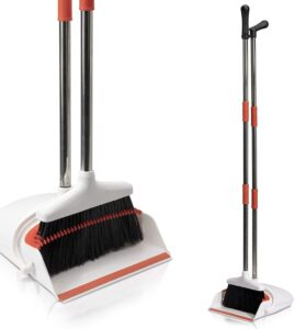 Primica Broom and Dustpan Set