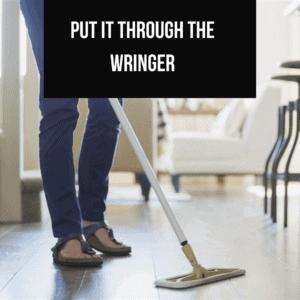 Put It Through the Wringer