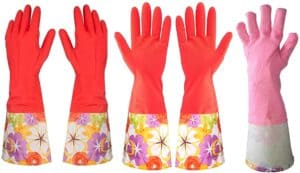Waterproof Dishwashing Latex Glove