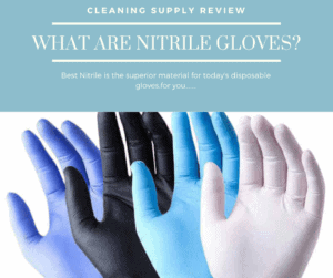 What Are Nitrile Gloves_