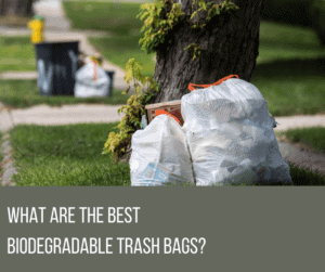 What are the best biodegradable trash bags_