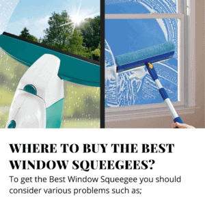 Where To Buy The Best Window Squeegees_