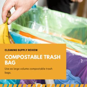 compostable trash bag